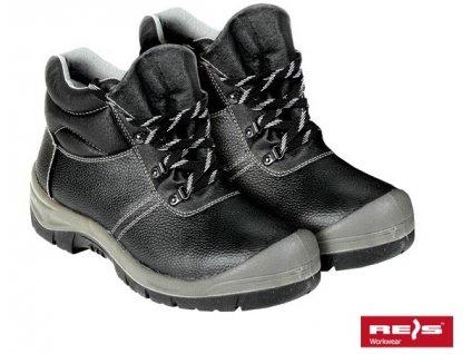 Členková pracovná obuv celoročná znaćky REIS - BRBRUK