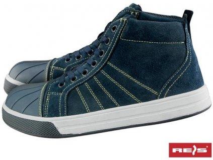 RW00 - BRFENCE Pracovná členková obuv