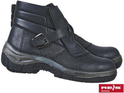RW00 - BRHOTREIS pracovná členková obuv