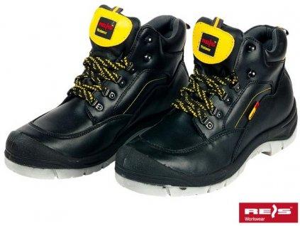 RW00 - BRQAN  pracovná členková obuv
