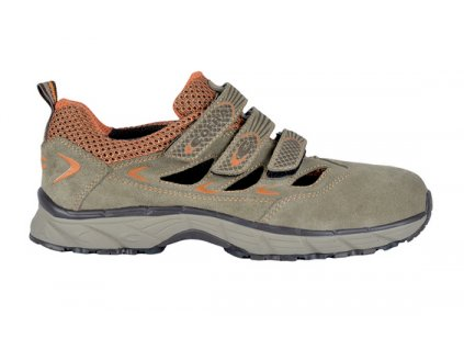 Bezpečnostné sandále s bezpečnostnou špičkou COFRA NEW BIG AIR S1 P SRC