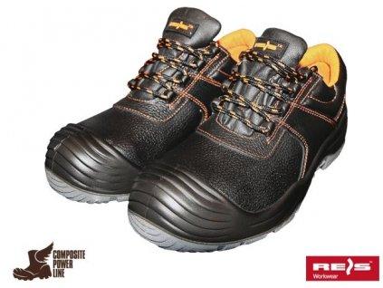 Bezpečnostná pracovná obuv značky REIS : BCS