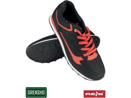 Voľnočasová obuv GRENSHO : BSZIGZAC