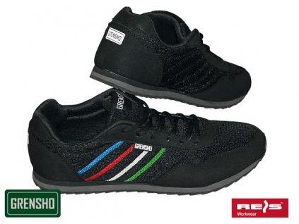 Voľnočasová kvalitná obuv BSDAILY