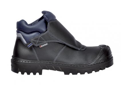 Bezpečnostná zváračská obuv pre zvárača profesionála COFRA WELDER BIS UK S3 HRO SRC : TALIANSKÁ VÝROBA