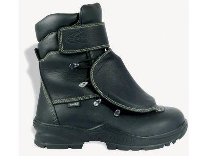 Vysoká zváračská bezpečnostná obuv COFRA FOUNDRY S3 M HRO HI SRC : TALIANSKÁ VÝROBA