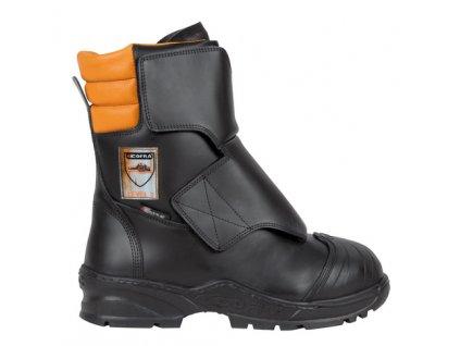 Bezpečnostná obuv pre pilčíka COFRA STRONG A E P FO WRU HRO SRC : TALIANSKÁ VÝROBA