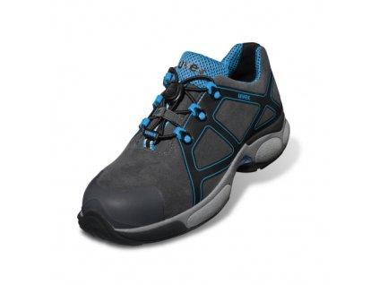 Moderná pracovná obuv s bezpečnostnou špičkou, planžetou proti prierazu podrážky a protišmykovou podrážkou  UVEX XENOVA ATC 9500 S3 SRC