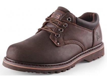 Celokožená obuv CXS MADISON