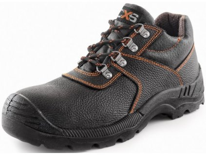 Bezpečnostná obuv S3 čierne farby v modele CXS STONE PYRIT