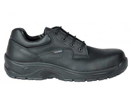 pánska bezpečnostná obuv S2 ADRIANUS BLACK S2 SRC
