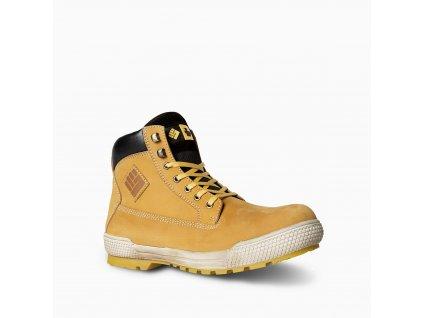 Bezpečnostná obuv S3 TIGER ANKLE S3 SRC