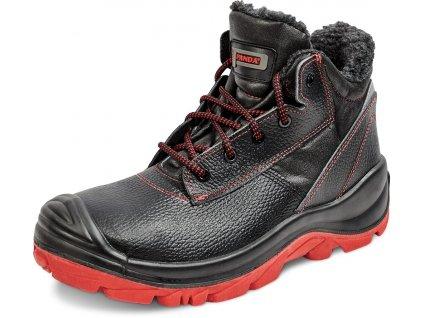 zateplená bezpečnostná obuv PANDA CERBIATTO S3 CI HRO SRC