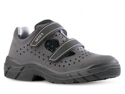 Bezpečnostné sandále s oceľovou špičkou ARMON 905 2360 S1 SRC