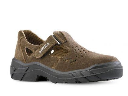 Pracovné sandále bez oceľovej špičky ARMEN 900 4460 O1 FO SRC