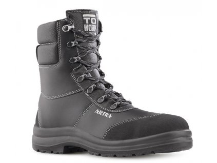 Vysoká pracovná obuv s oceľovou špičkou  ARKANSAS  860 6260 S3 CI SRC