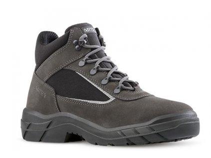 Pracovná hydrofóbna členková bezpečnostná obuv  ARTRA ARSENAL 954 2560 S2 SRC