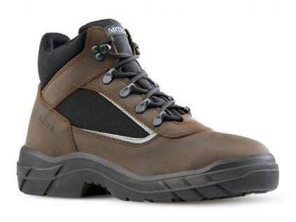 Bezpečnostná členková obuv s oceľovou špičkou ARSENAL 954 4660 S2 SRC