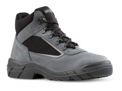 Pracovná obuv s kvalitnej kože ARSENAL 954 9260 O2 FO SRC