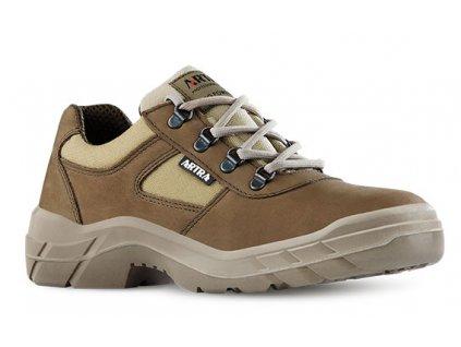 Pracovná obuv bez oceľovej špičky od výrobcu ARTRA v modele ARENA 922 5656 O2 FO SRC