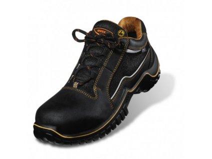 Pracovná obuv kožená s kompozitnou špičkou UVEX MOTION LIGHT 6982 S1 SRC