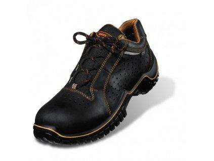 Pracovná obuv UVEX perforovaná 6981 S1 SRC originálna fotografia