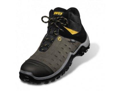 UVEX ATC PRO: Celá topánka 9458 S2 HRO SRC