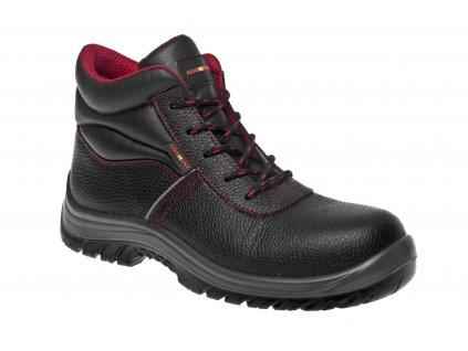 ZS - ADM NON METALLIC: Členková obuv S3 High  C23214