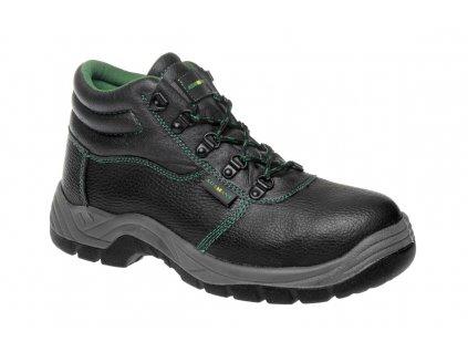 Členková bezpečnostná obuv s oceľovou špičkou  ADAMAND CLASSIC S1P high  C91221