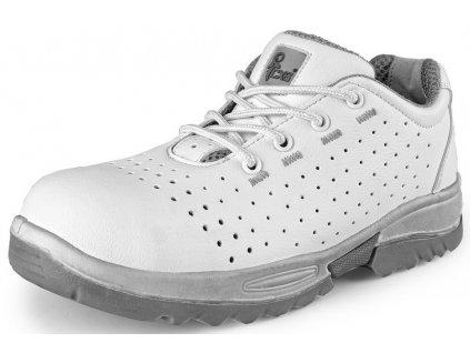 biela pracovná obuv CXS LINDEN