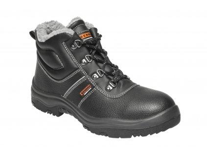 ZS - BNN BASIC: Členková obuv S3 Winter high  Z23252