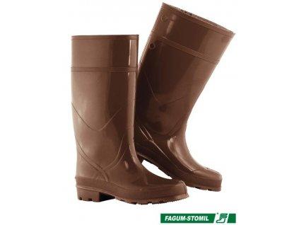 RW00-BFOD13110 BR Profesionálna oleju odolná obuv