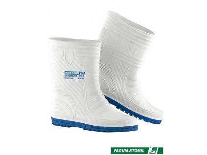 RW00-BFSK13022PRO Profesionálna krátka obuv pre potravinársky priemysel