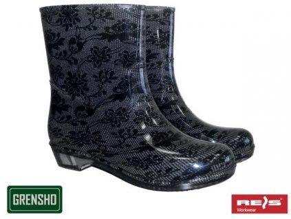 RW00-BTDKBLOOMI Dámska obuv