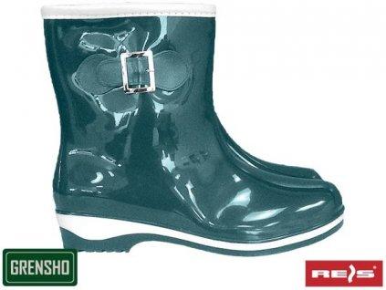 RW00-BTDKMORNING Dámska obuv