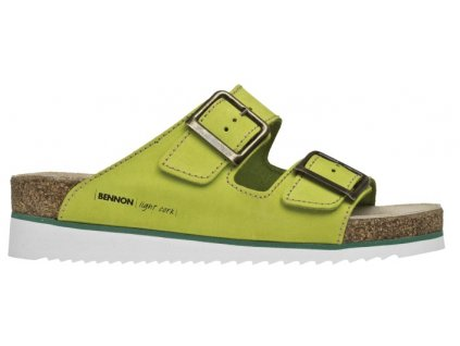 BNN GREEN COBRA HEEL SLIPPER11