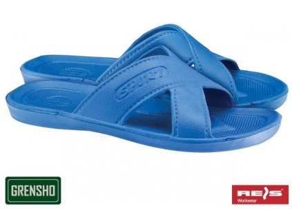 RW00-BKLSPORT Kúpeľná obuv