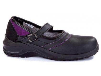 dámske pracovné sandále Violet Giasco