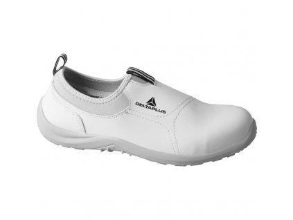 020d6b115 Nízka biela bezpečnostná obuv MIAMIS2 DELTA PLUS