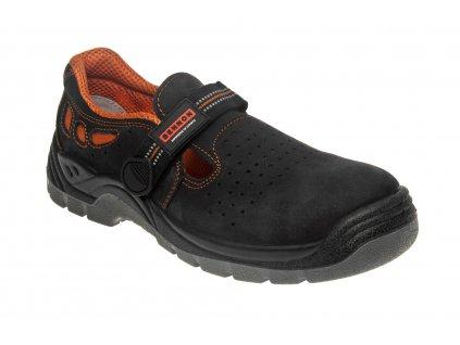 ZS - BNN LUX: Sandále S1P Non Metallic  Z91004