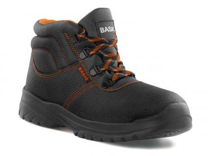 pracovná členková obuv basic delta o1 s1 s3 o2 winter s3 winter 4 245
