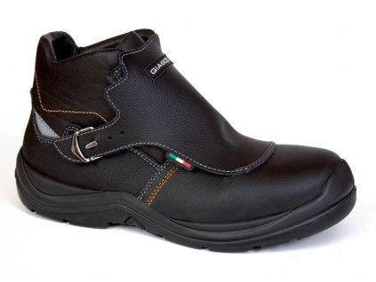 zváračská obuv SOLDADOR S3 AC880BSP