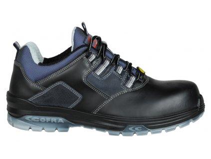ESD bezpečnostná obuv RAP BLACK S3 ESD SRC
