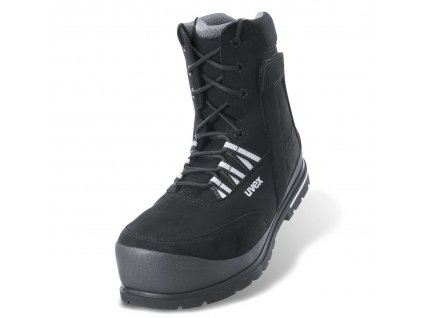 Vysoká bezpečnostná obuv pre diabetikov UVEX MOTION 3XL S3 SRC