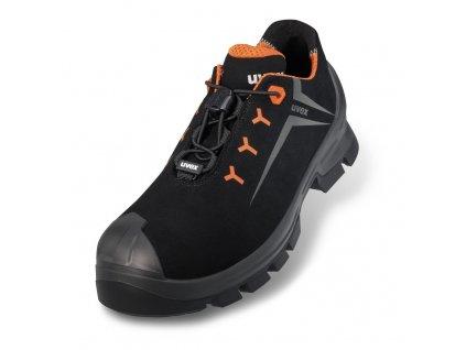 Vodeodolná vibramová bezpečnostná obuv uvex 2 GTX VIBRAM S3 WR HI HRO SRC