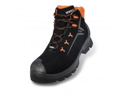 členková bezpečnostná obuv S3 UVEX 2 GTX VIBRAM