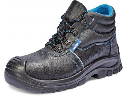 bezpečnostná členková obuv s kovovou špičkou RAVEN XT ANKLE S1 SRC