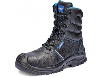 vysoká pracovná obuv RAVEN XT HIGH ANKLE S3 SRC