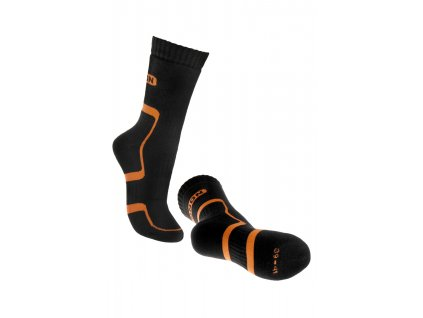 Ponožky (SOCK): BNN Trek SOCK Black-Orange D21001
