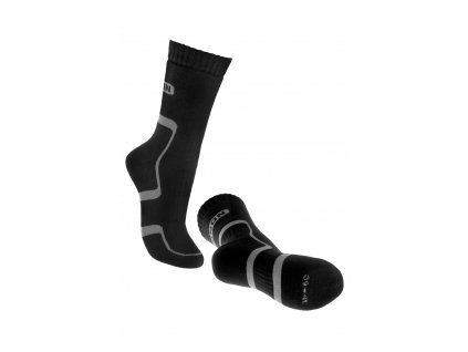Ponožky (SOCK): BNN Trek SOCK Black-Gray D22001